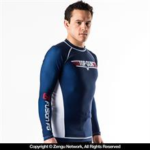 Fusion Fightgear Top Gun Rash Guard
